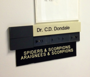 Dr. Dondale